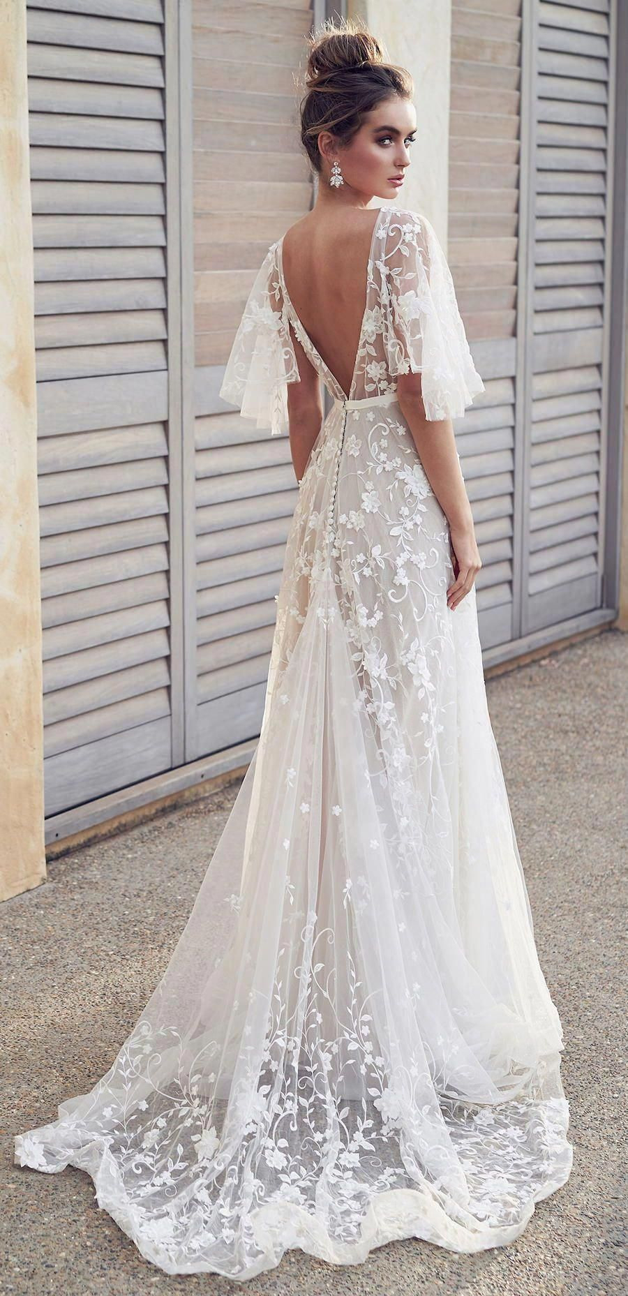 Weddings #weddingdresses | Dresses In 2019 | Boho