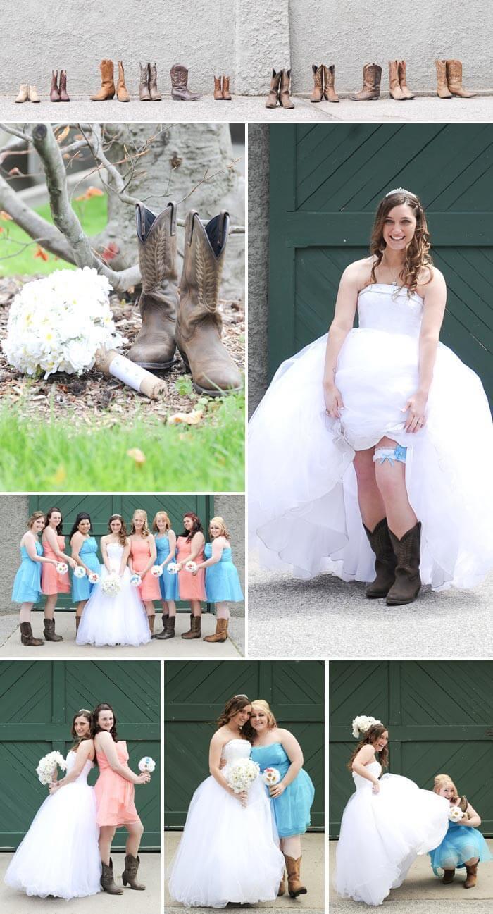 Western-Hochzeit | 130 Bilder, Tipps & Inspirationen Für