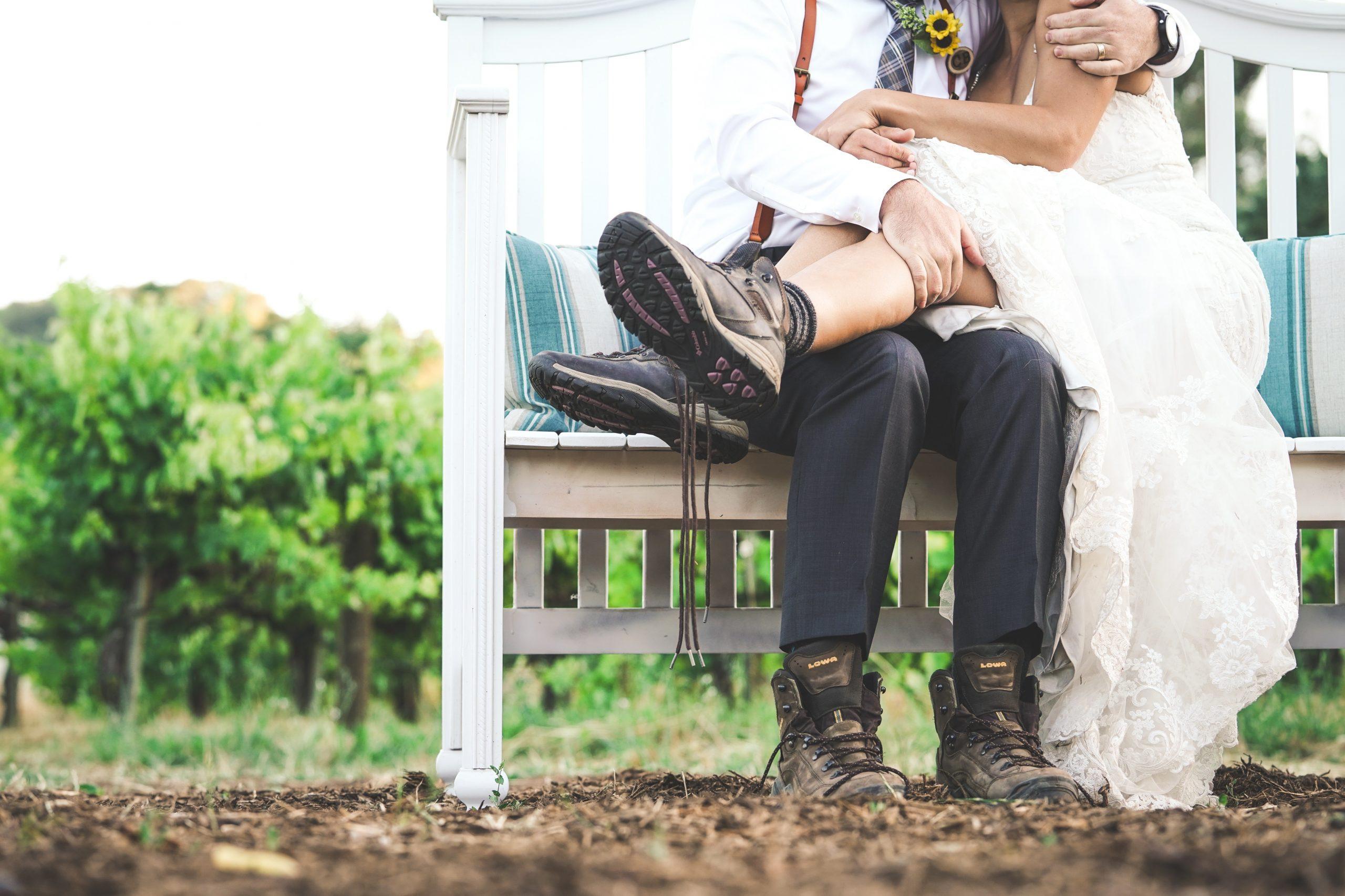 Wie Eure Hochzeit Im Freien Bei Jedem Wetter Gelingt - Soon