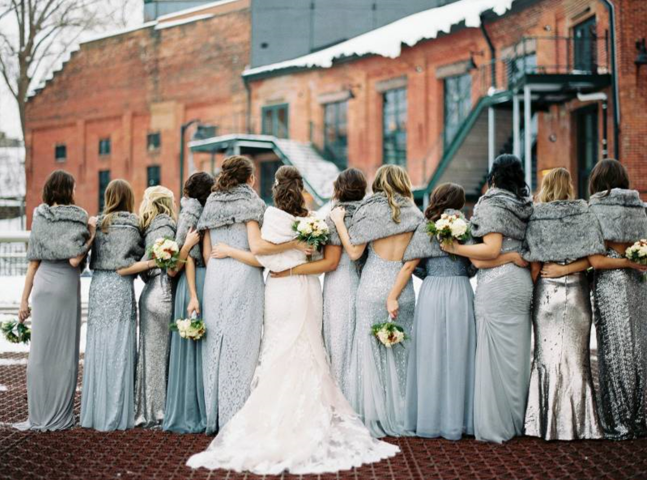 Winter-Hochzeit: Die Schönsten Ideen Und Inspirationen