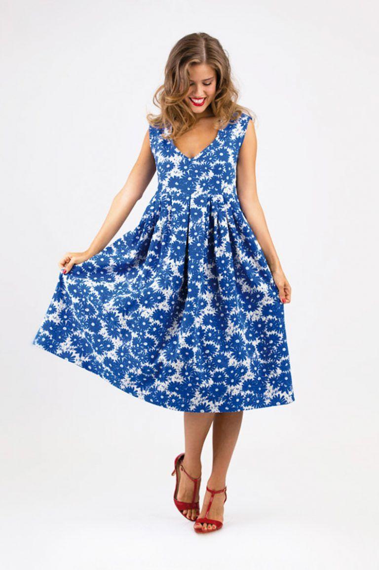 Wir Haben Das Schnittmuster Für Dein Traum-Kleid