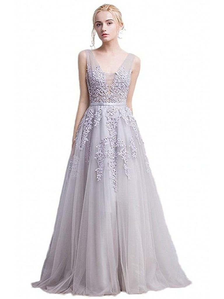 Wunderbar Abendkleider Lang Hochzeit Ärmel - Abendkleid