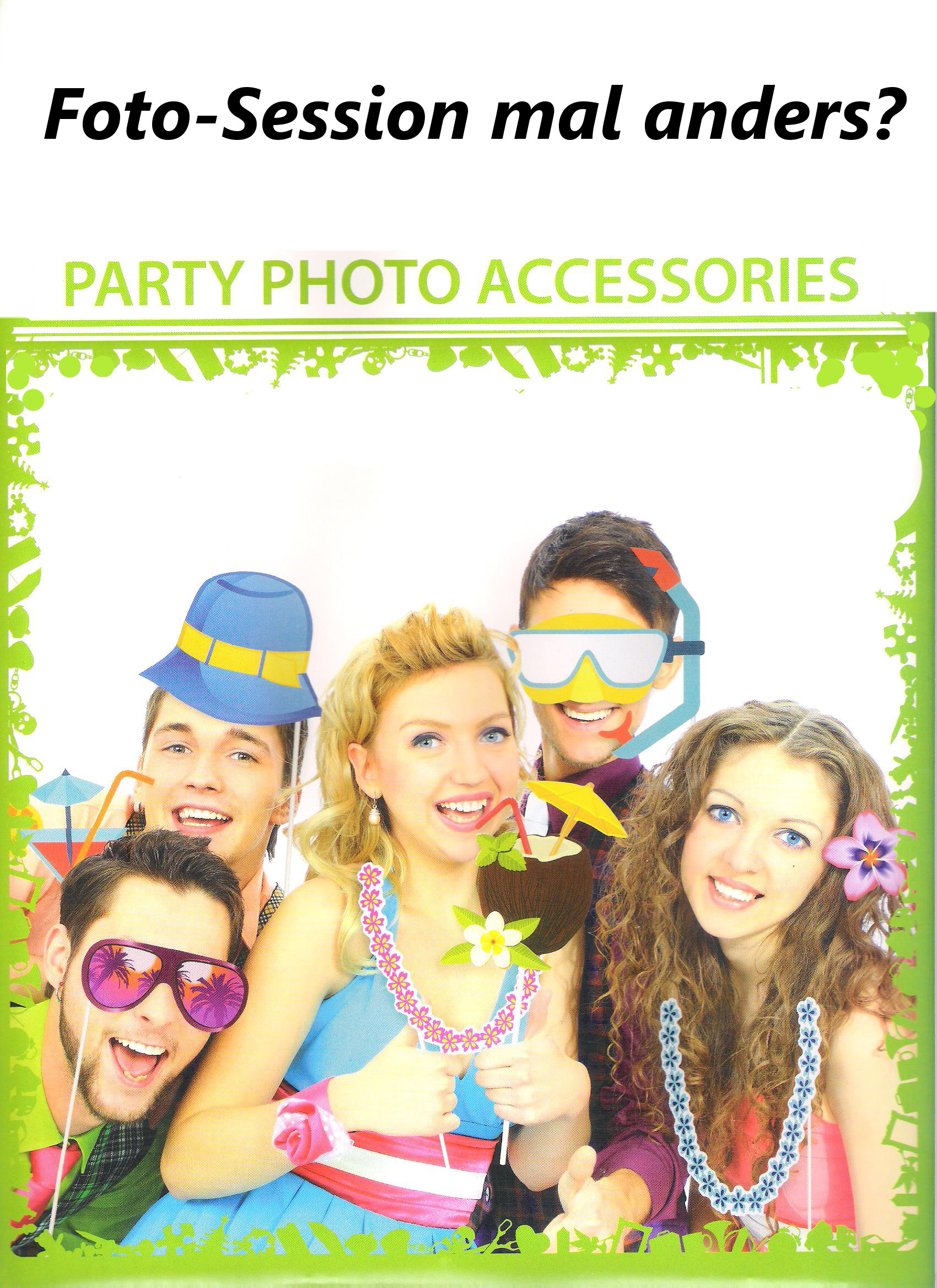 Www.party-Schatzkiste.de - Fotoverkleidung, Fotobox