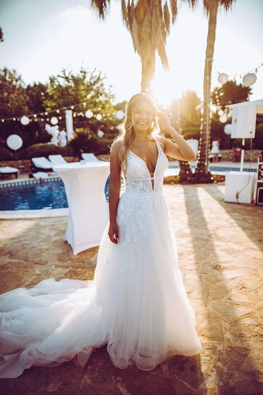 Youtube-Star Dagi Bee Sagt Ja In Einem Brautkleid Aus