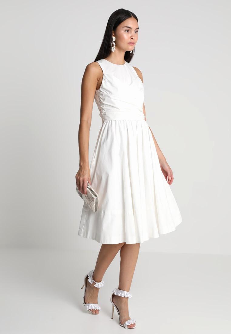 Zalando Kleider Hochzeit Genial Lara Midi Cocktailkleid