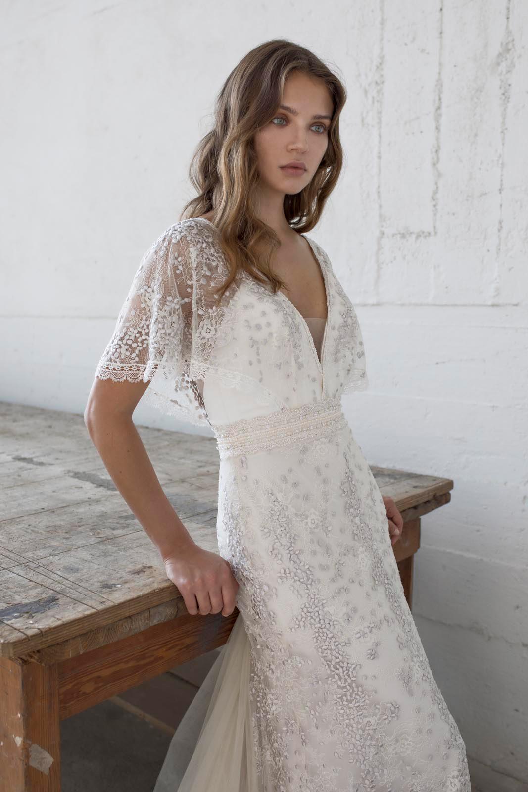 Zauberhafte Brautkleider Anprobieren Und Kaufen