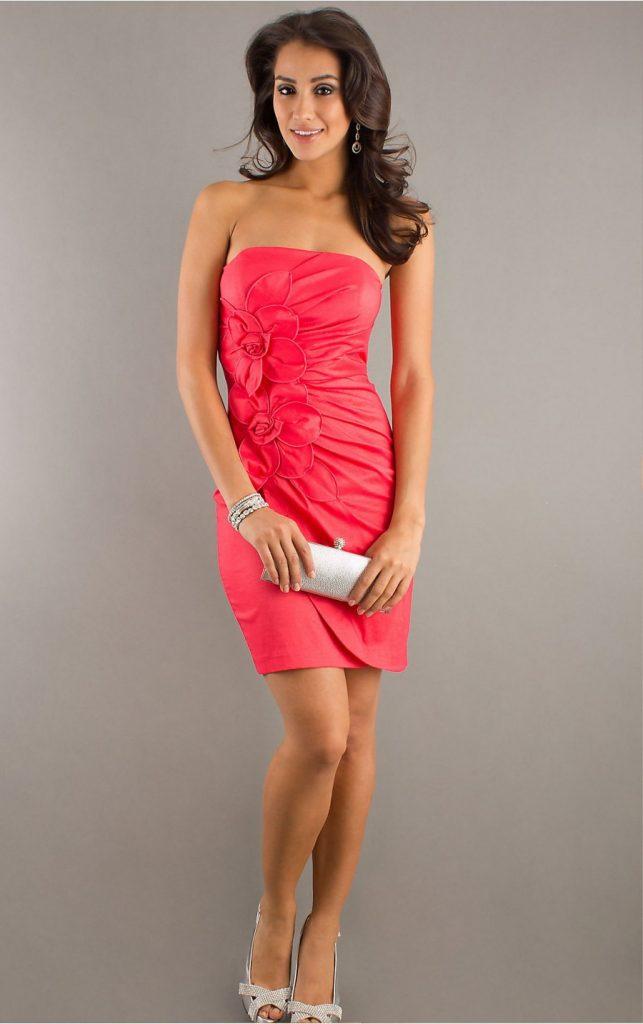 Zum Roten - Abendkleider Passt Kleid Welche Schuhe Teure ...
