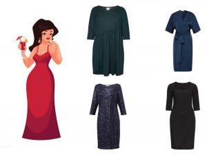 Festliche Kleider Für Mollige Frauen | Liebenswert Magazin