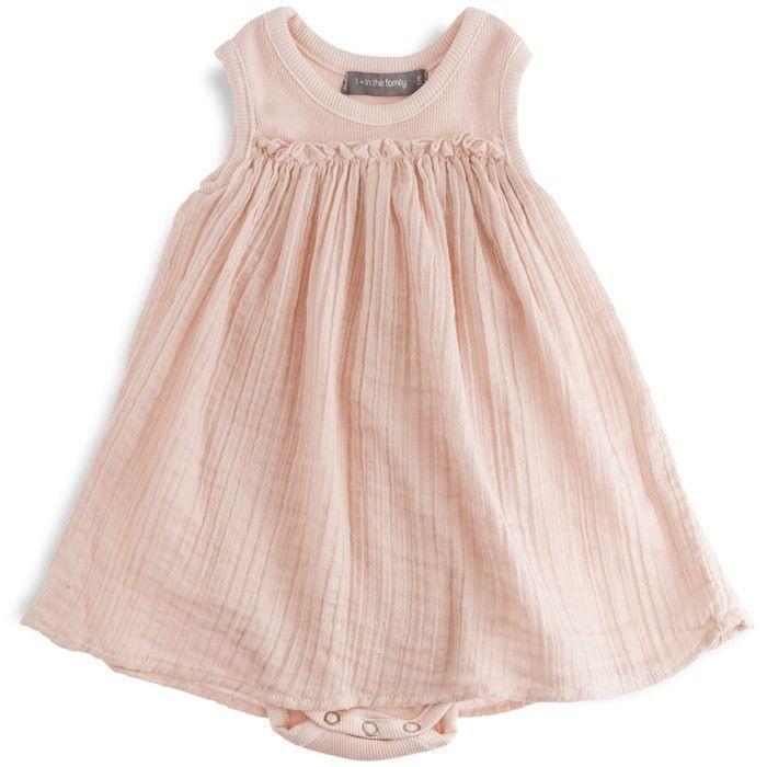 1 In Der Familie Mar Kleid  Rose  Kleider  Baby