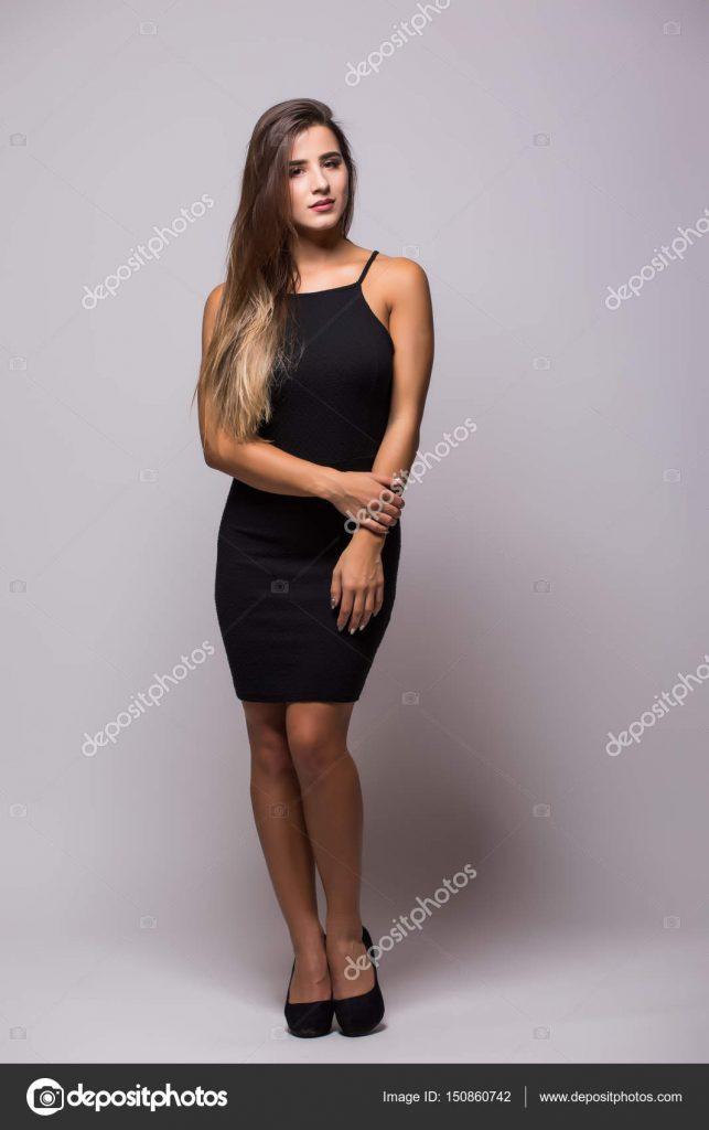 10 Coolste Kleines Schwarzes Kleid Cocktailkleid Abend