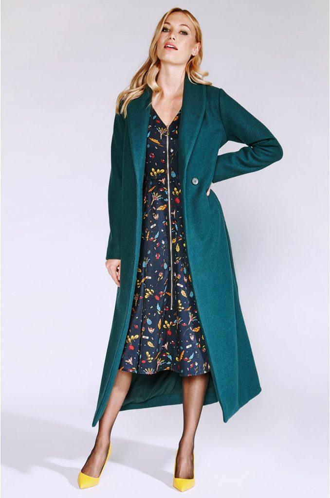 10 Kreativ Kleid Dunkelgrün Langarm Spezialgebiet  Abendkleid