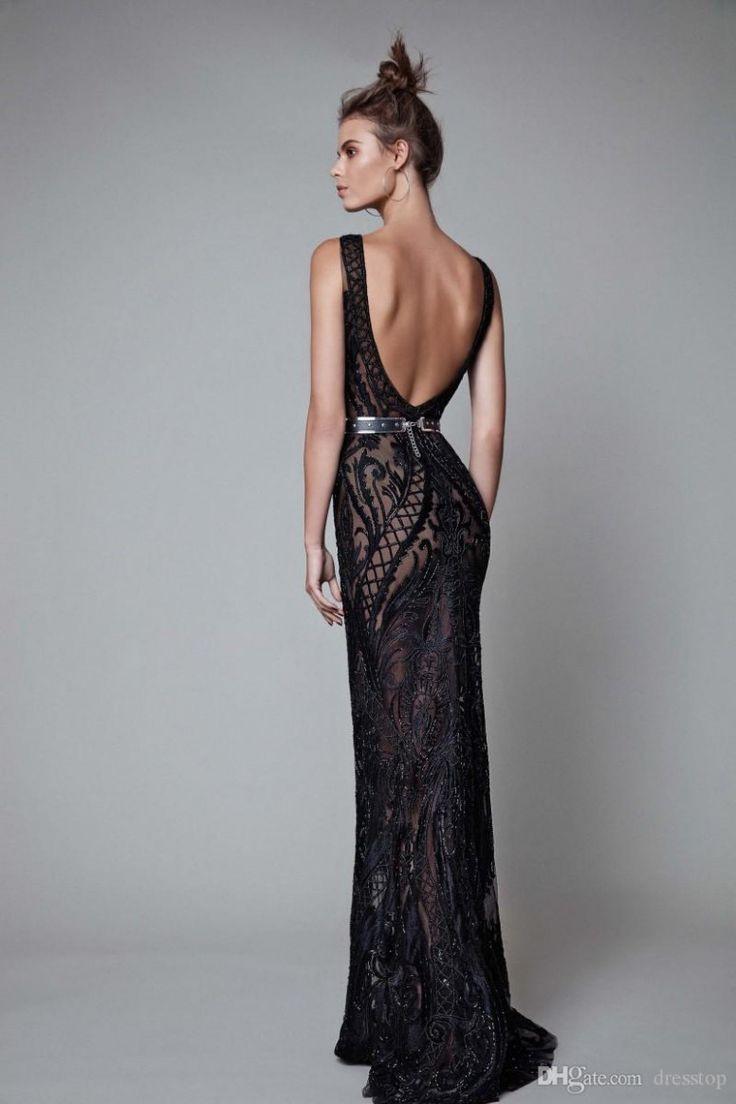 10 Rückenfreie Abendkleider  Abendkleid Kleider Edle