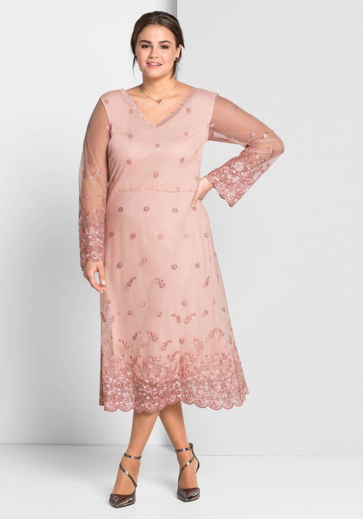 10 Schön Abendkleid Große Größen Ärmel  Abendkleid