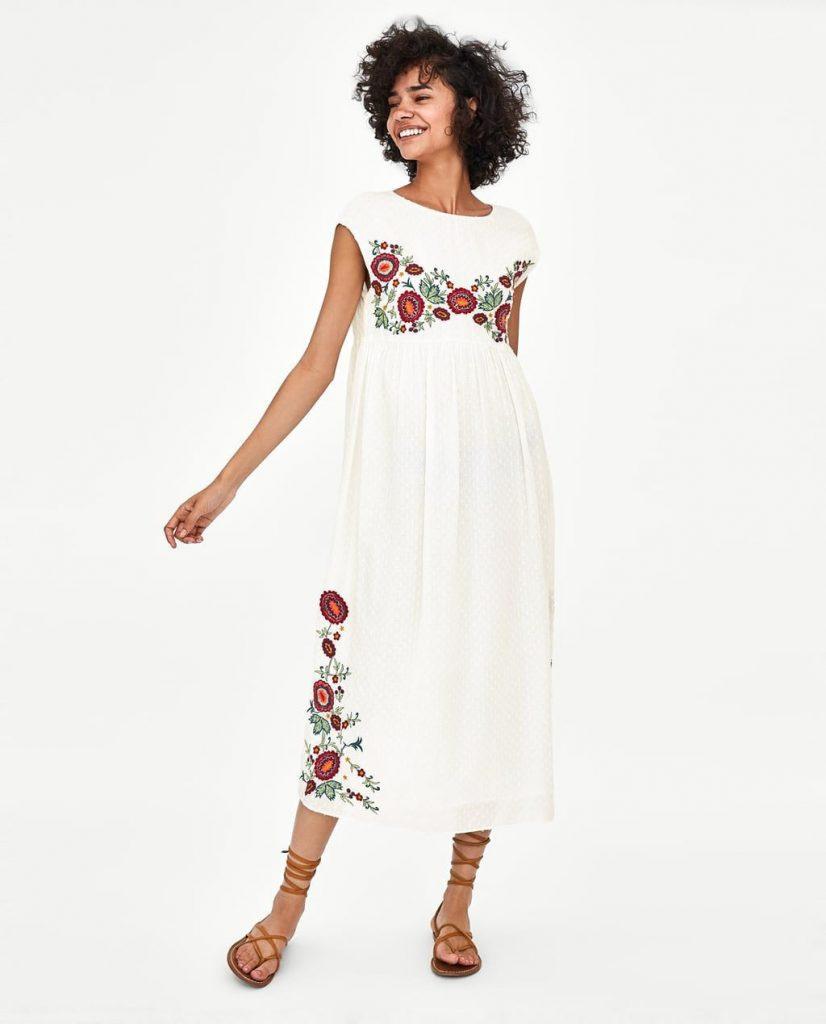 10 Spektakulär Abend Dress Zara Spezialgebiet  Abendkleid