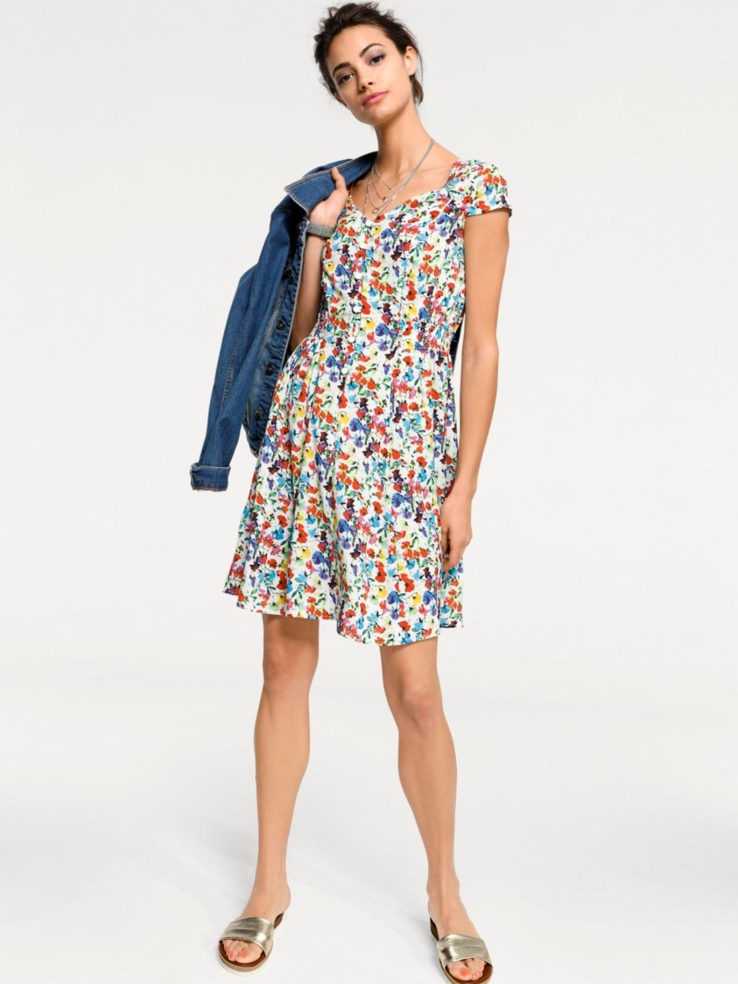 10 Wunderbar Heine Damen Kleider Für 2019  Abendkleid