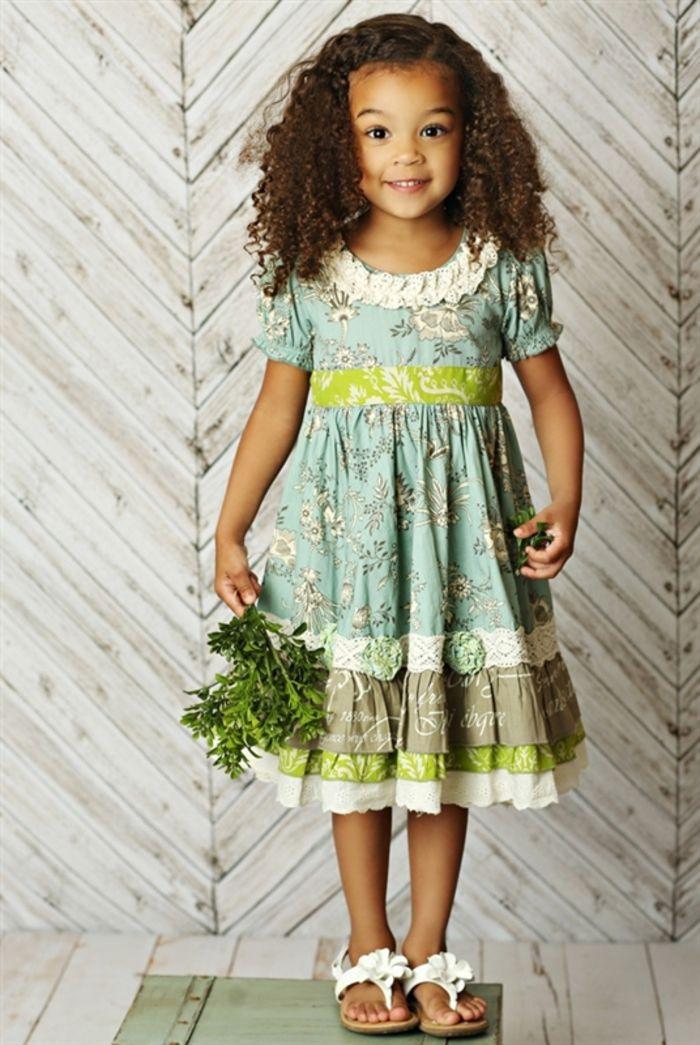 1001 Vorschläge Für Festliche Kinderkleider Sommer 2017