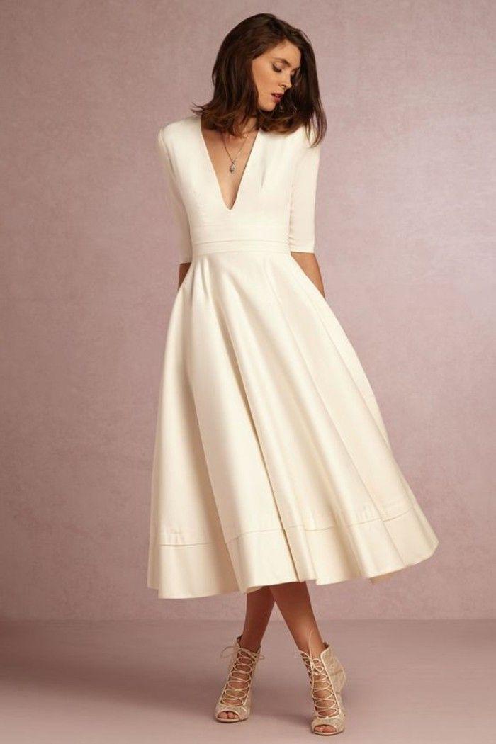 105 Verblüffende Ideen Für Weißes Kleid In 2020 Mit
