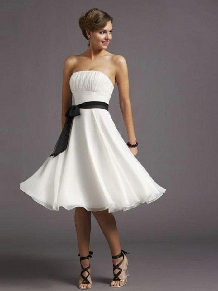 105 Verblüffende Ideen Für Weißes Kleid  Lässige
