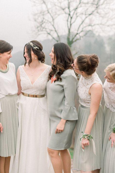 110 Farbe Mint Eukalyptus Salbei Grün Hochzeitstrendideen