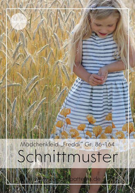 110 Sommer Und Frühlingskleider Für Mädchen