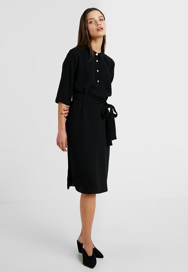 13 Beste Hemdblusenkleid Schwarz Marke  Shophirlines