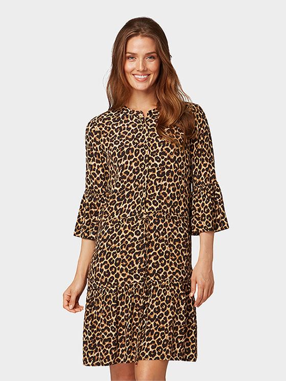 13 Besten Kleid Mit Leoprint  Shophirlines