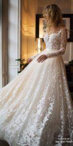 13 Kleid Hochzeit Langarm  Kleid Hochzeit Ballkleid