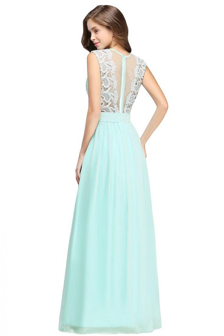 13 Kleid Mintgrün Hochzeit  Abendkleid Partykleid Kleider
