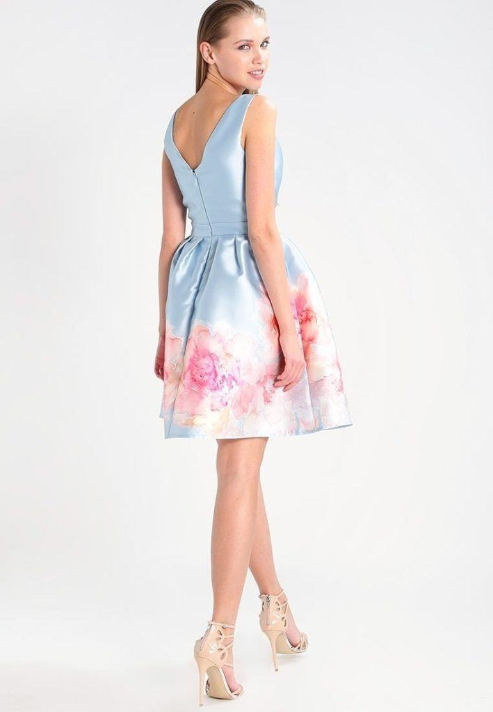 13 Leicht Midi Kleider Festlich Stylish  Abendkleid