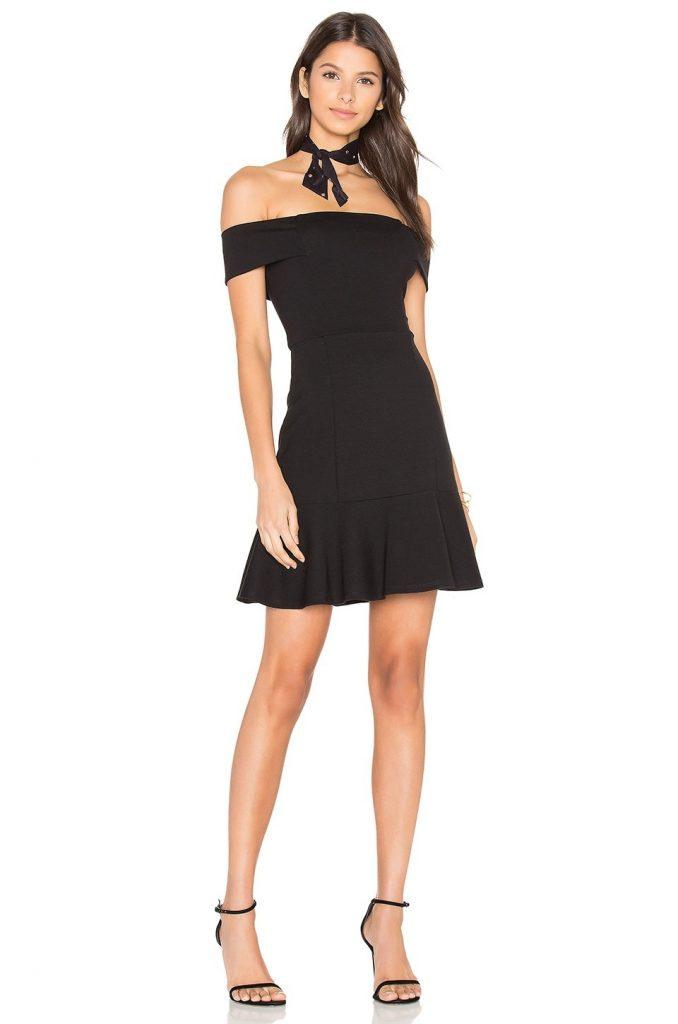 13 Schön Damen Kleider Schwarz Design  Abendkleid