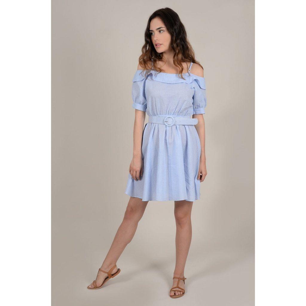 13 Wunderbar Kleid Hellblau Boutique  Abendkleid