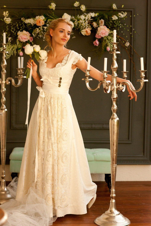 14 Hochzeitsdirndl Anemone  S♥  Dirndl Hochzeit