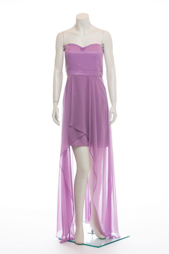 15 Einzigartig Kleid Lang Flieder Galerie  Abendkleid