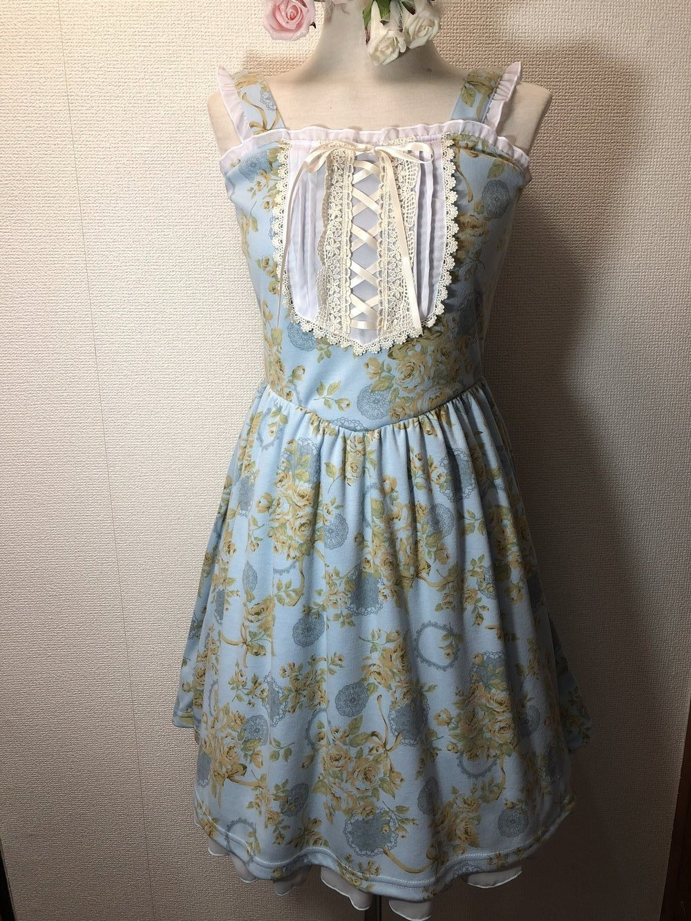 15 Genial Kleid Hellblau Spitze Spezialgebiet  Abendkleid