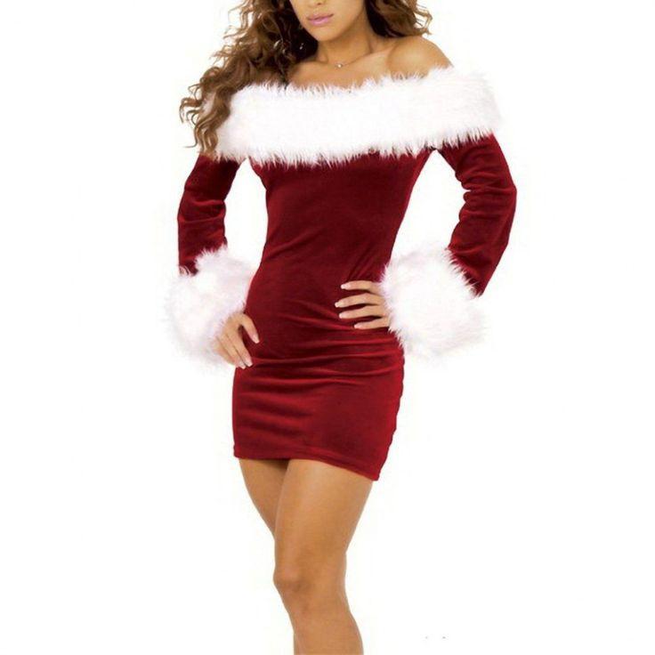 15 Weihnachtskleid Damen In 2020  Kleider Für Frauen