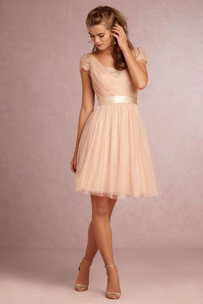 17 Wunderbar Rosa Kleid Für Hochzeit Stylish  Abendkleid