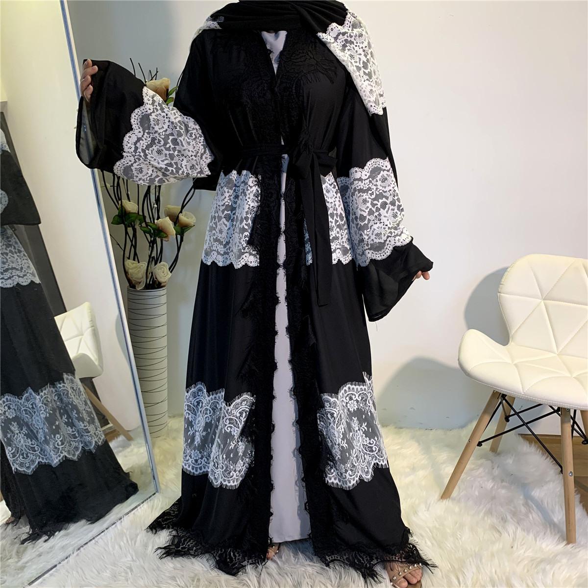 1806  Neuesten Styles Großhandel Muslimischen Kleider