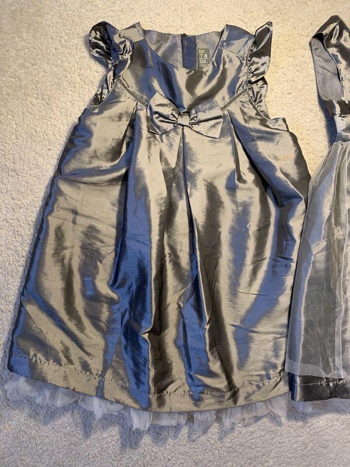 2 Festliche Kleider Von Zara Größe 7/8 J Neuwertig