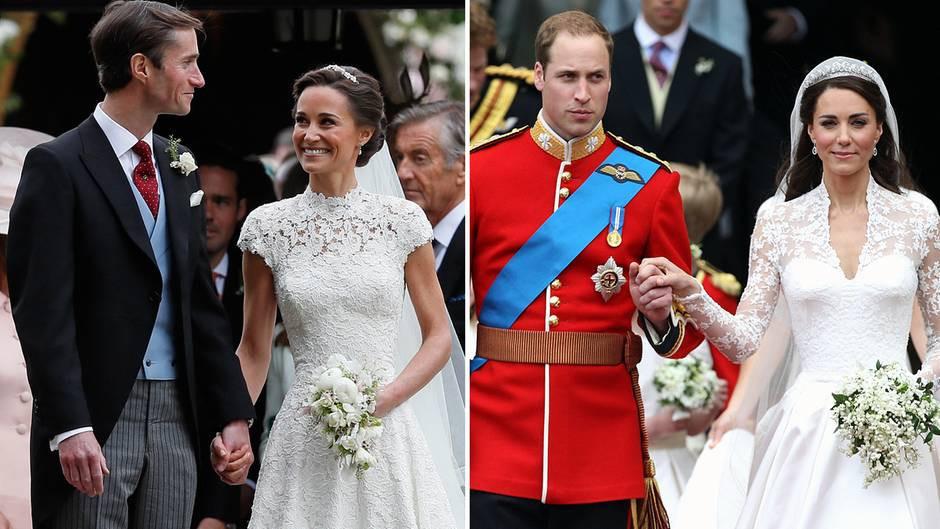 20 Besten Pippa Middleton Kleid Hochzeit  Beste