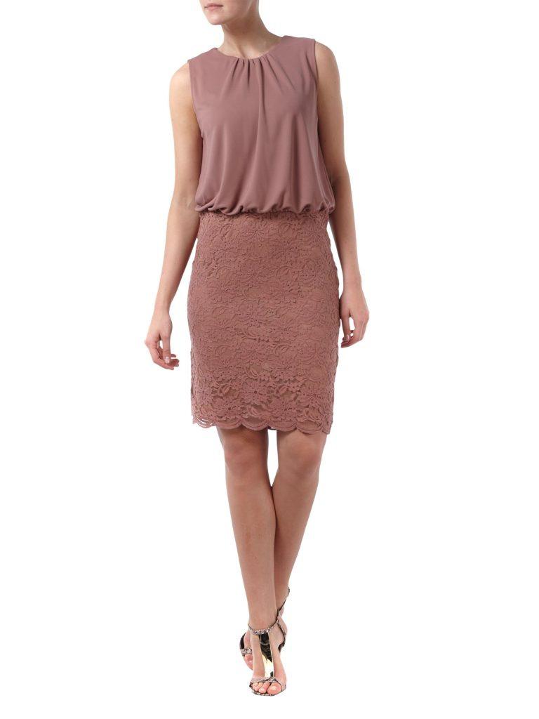 20 Coolste Kleid Spitze Altrosa Boutique  Abendkleid