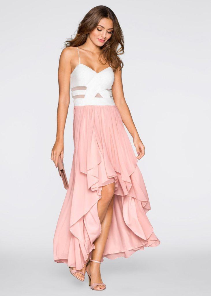 20 Elegant Rosa Langes Kleid Mit Glitzer Bester Preis
