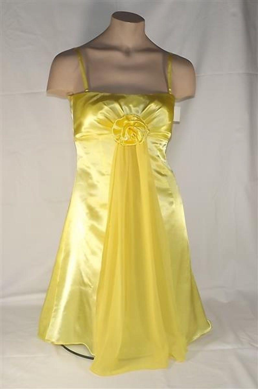 20 Fantastisch Gelbes Festliches Kleid Bester Preis