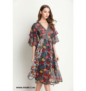 20 Luxurius Sommerkleid Mit Ärmel Galerie  Abendkleid