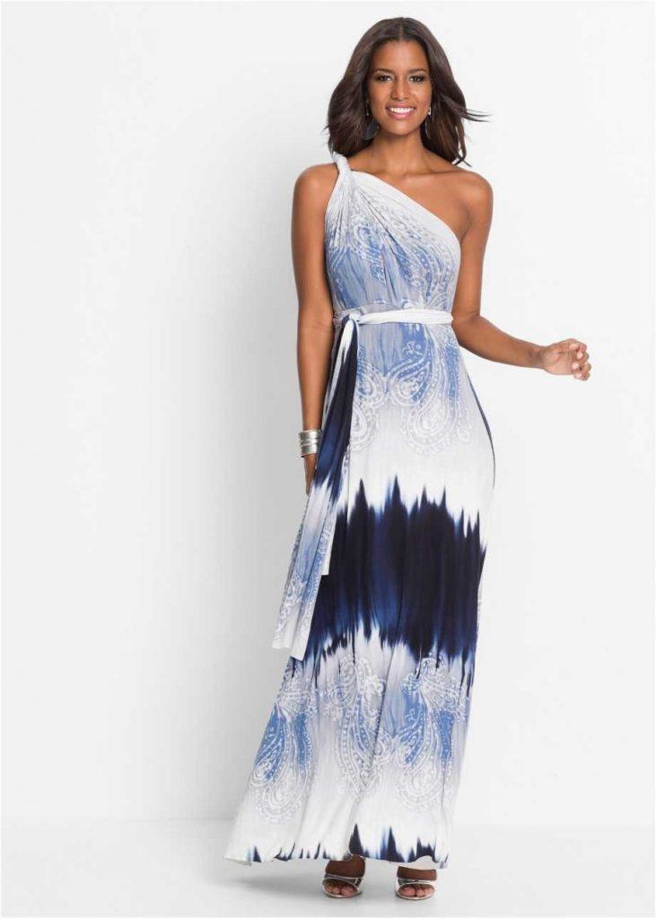 20 Perfekt Sommerkleider Damen Lang Design  Abendkleid