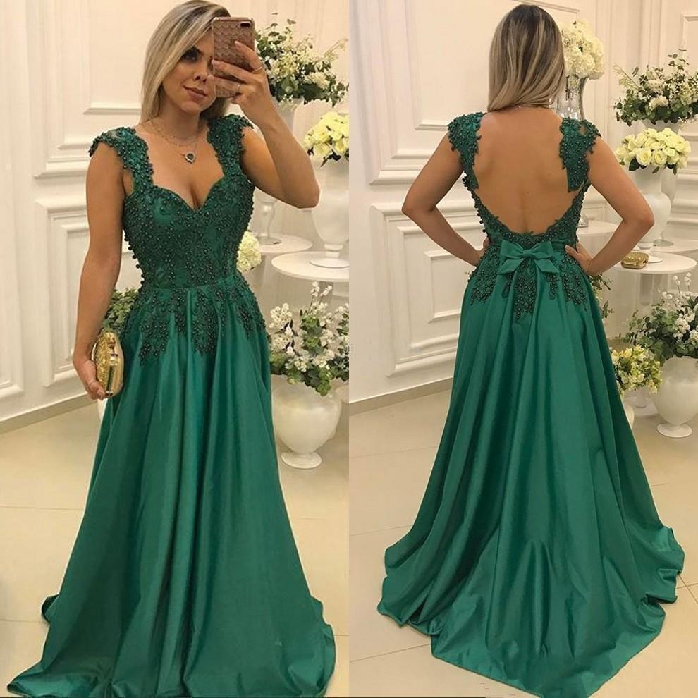 20 Schön Elegantes Grünes Kleid Galerie  Abendkleid