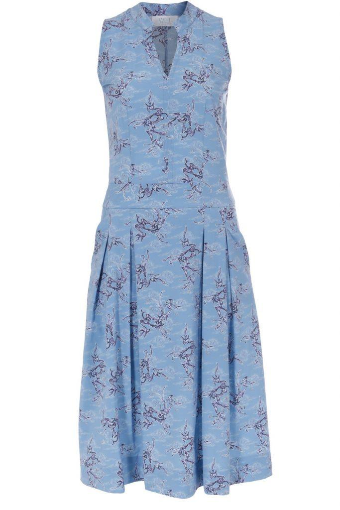 20 Schön Kleid Hellblau Boutique  Abendkleid