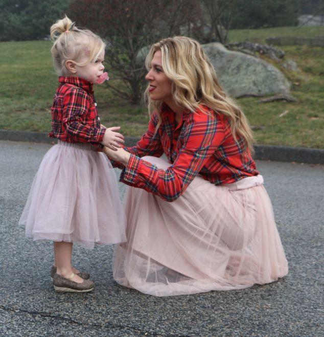 20 Stilvolle Outfit Ideen Für Weihnachten  Mutter Tochter