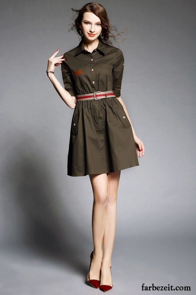 20 Top Knielange Kleider Herbst Ärmel  Abendkleid