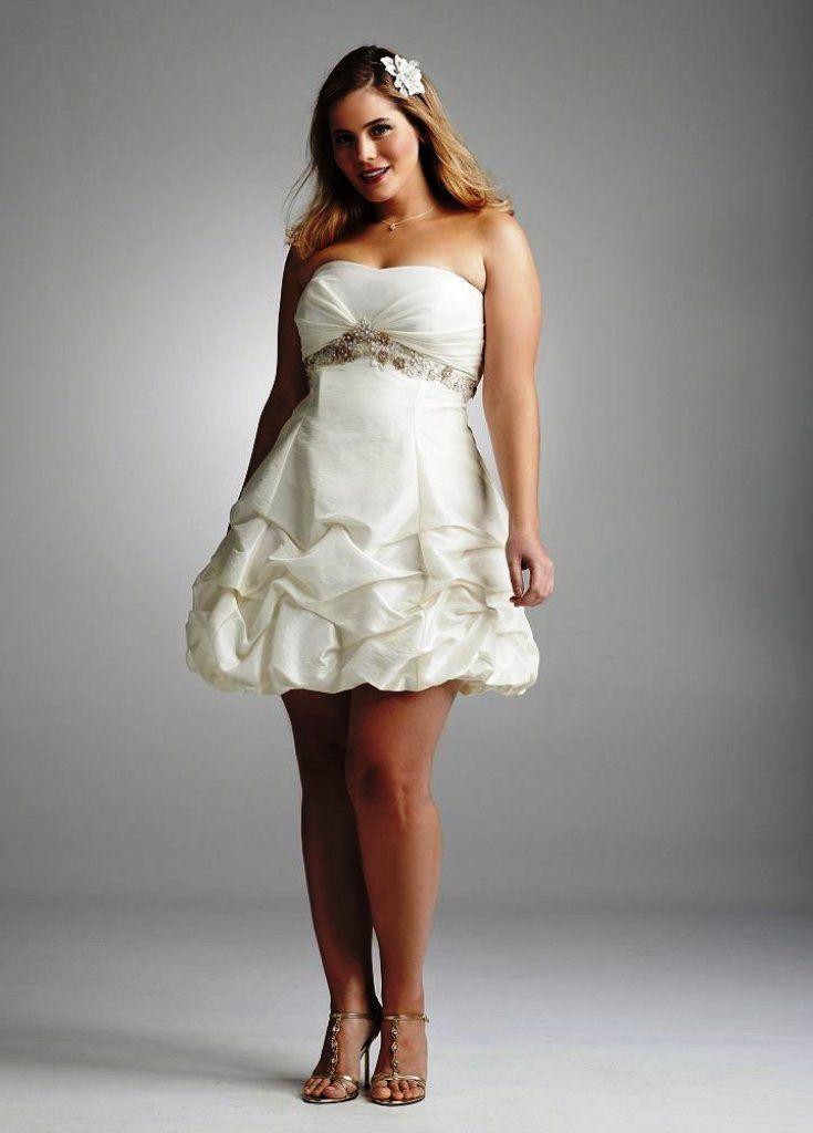 20 Wunderschöne Kurze Brautkleider Ideen Für Sie  Kurzes
