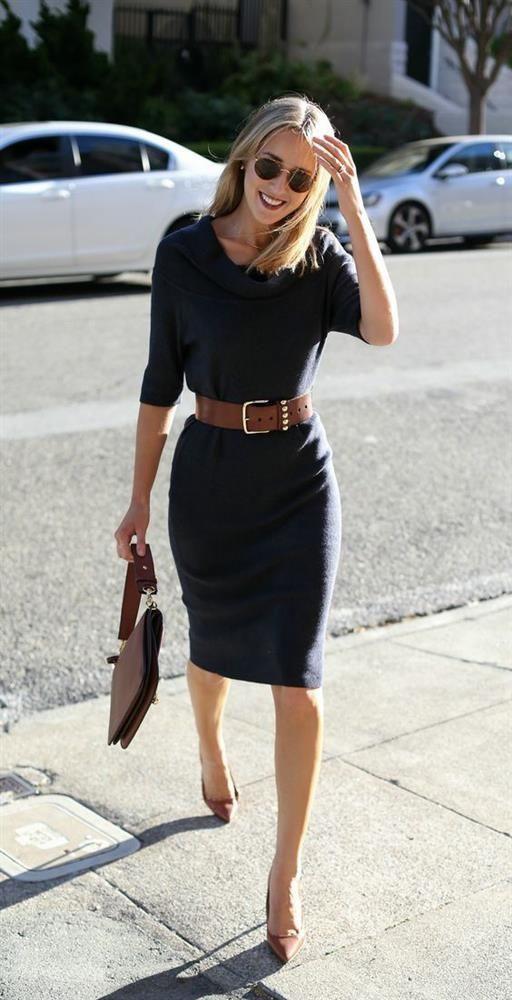 2018 Business Outfit Damen Kleidung Büromode  Outfit